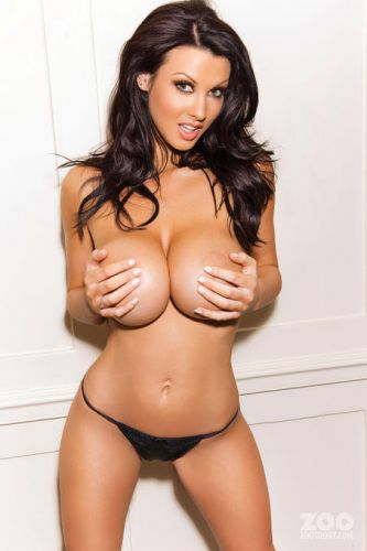 Alice goodwin uncensored magazine photoshoot - 3 1