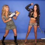 Arianny Celeste & Brittney Palmer 5