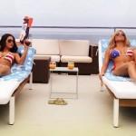 Arianny Celeste & Brittney Palmer 6