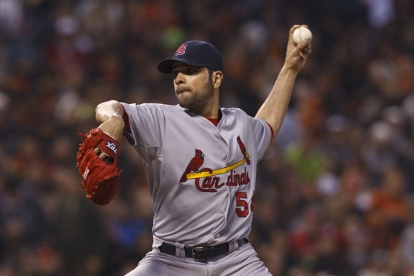 Braves acquire Jaime Garcia from Cardinals for prospects