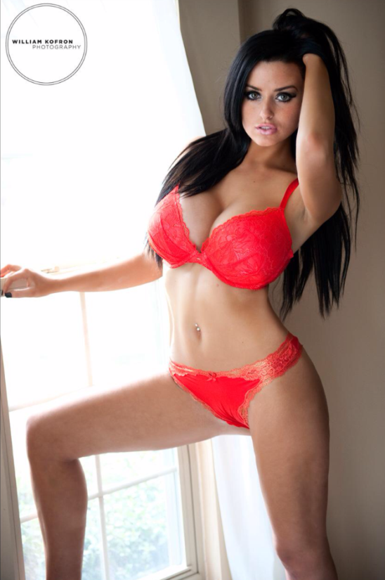 Abigail ratchford and pov doggystyle