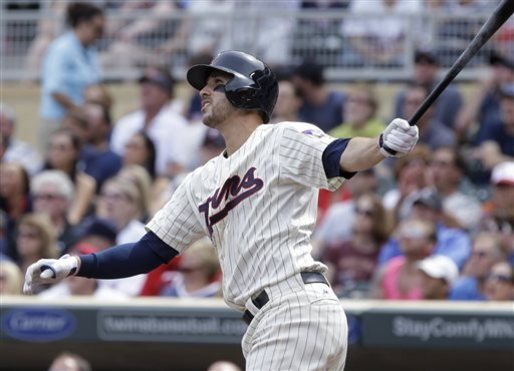Trevor Plouffe agrees to one-year deal with A's