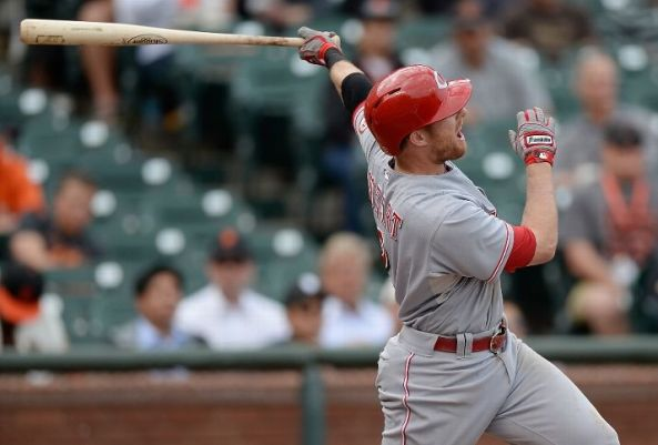 Zack Cozart agrees to a three-year, $38M deal with Angels