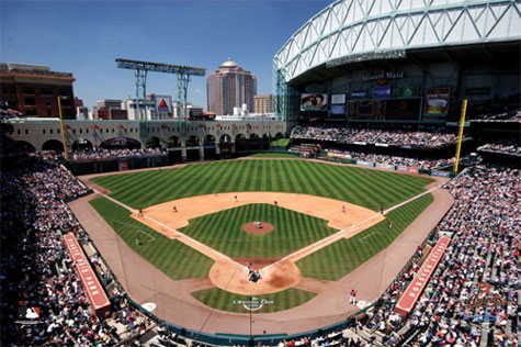 2013 houston astros the most profitable team in history for Baseball stadium mural wallpaper