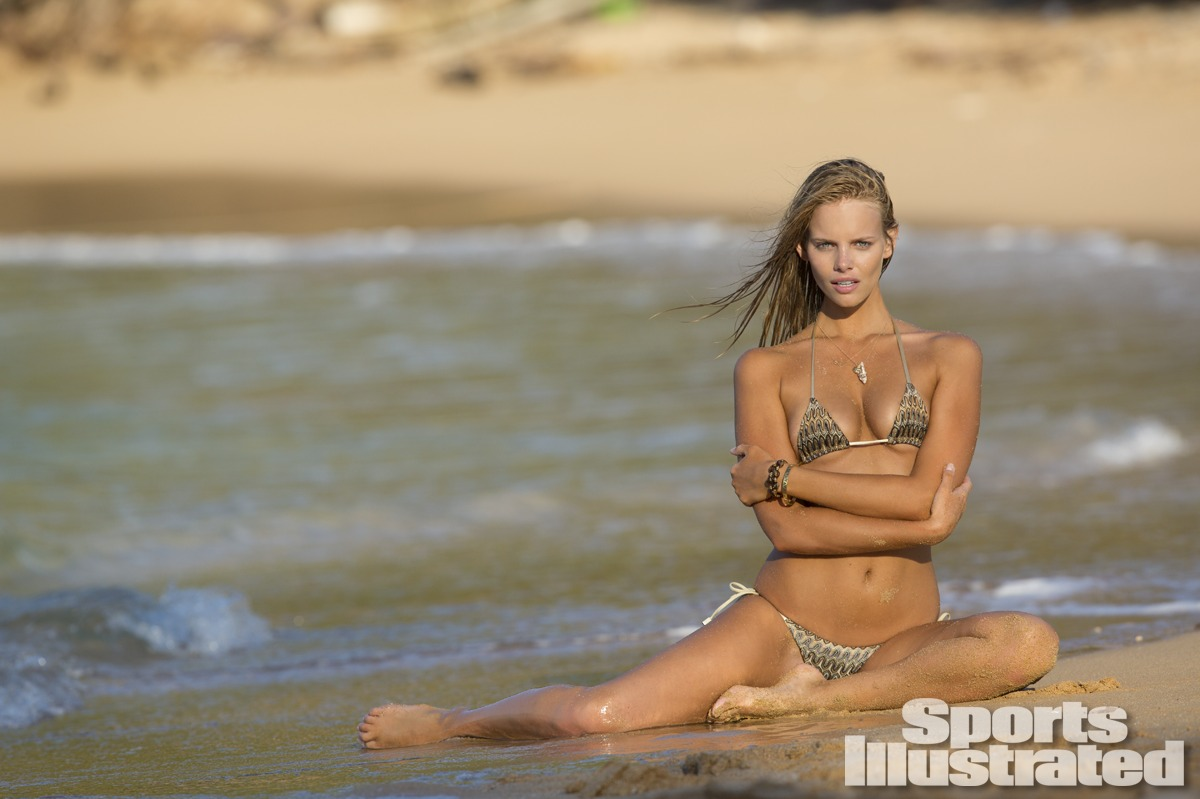 image Heidi klum sports illustrated photoshoot