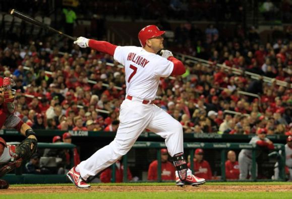 Matt Holliday agrees to a one-year $13M deal with Yankees