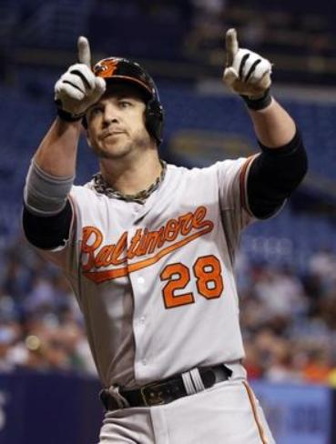 Blue Jays sign Steve Pearce to a two-year, $12.5M deal
