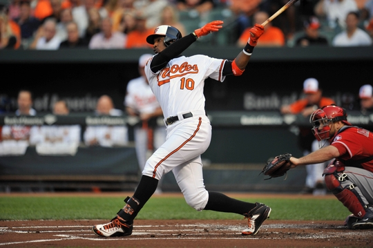 Adam Jones agrees to a one-year, $3M deal with D-backs