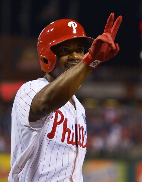 Jimmy Rollins signs minor-league deal with Giants