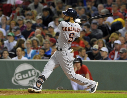 Marwin Gonzalez agrees to a two-year, $21M deal with Twins