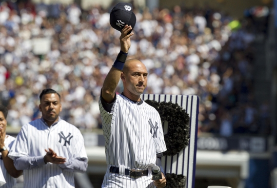 Yankees to retire Derek Jeter's No. 2 on May 14