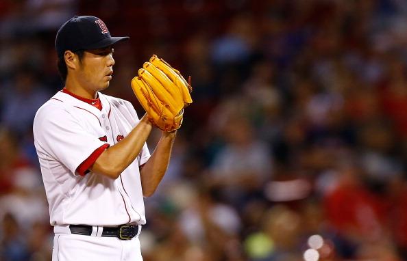 Cubs sign Koji Uehara to a 1-year deal