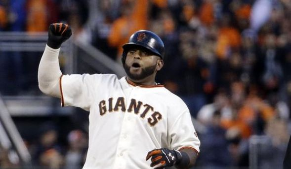 Pablo Sandoval returns to Giants with minor league contract