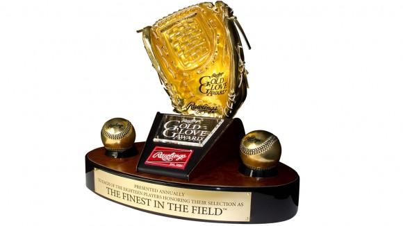 Gold Glove Award winners announced