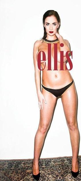 Ellis attard bikini