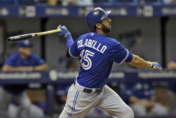 Chris Colabello signs minor league deal with Indians