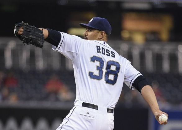 Tyson Ross agrees to a one-year deal with Rangers