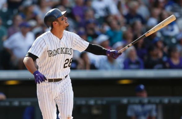 Nolan Arenado agrees to a two-year, $29.5M deal with Rockies