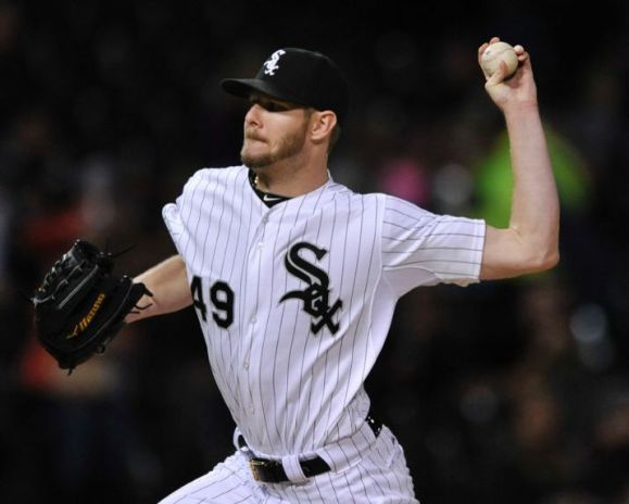 White Sox trade Chris Sale to Red Sox for Yoan Moncada, Michael Kopech & 2 other prospects