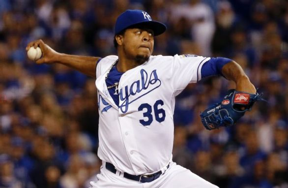 Edinson Volquez agrees to 2-year, $22M deal with Marlins