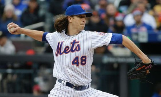 Mets shut down Jacob deGrom; nerve surgery likely