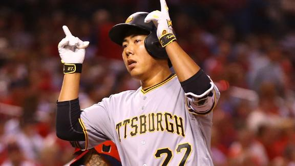 Jung-Ho Kang charged with DUI, leaving the scene in South Korea