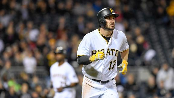 Matt Joyce agrees to a two-year, $11M deal with A's