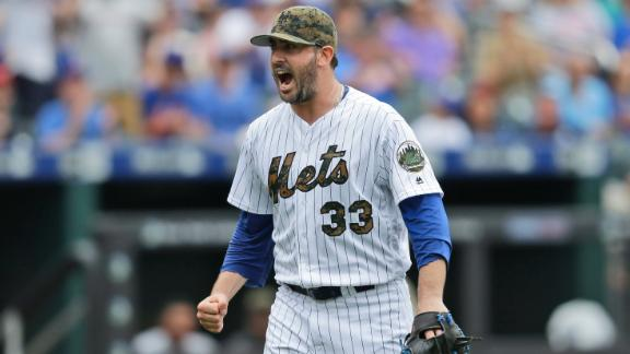 Mets suspend Matt Harvey for 3 days