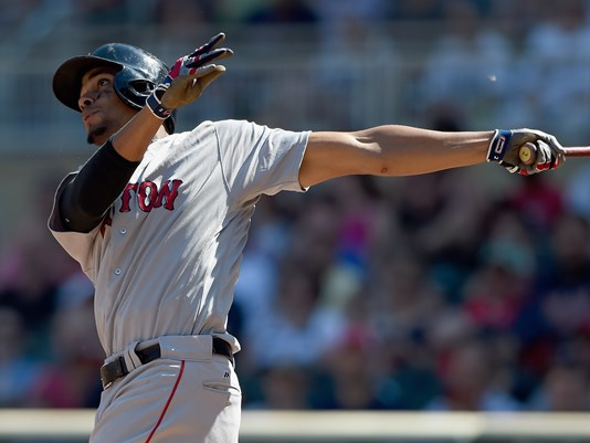 Red Sox avoid arbitration with Bradley, Bogaerts, 5 others