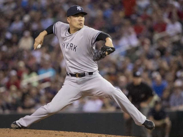 Masahiro Tanaka to miss next start with right forearm strain