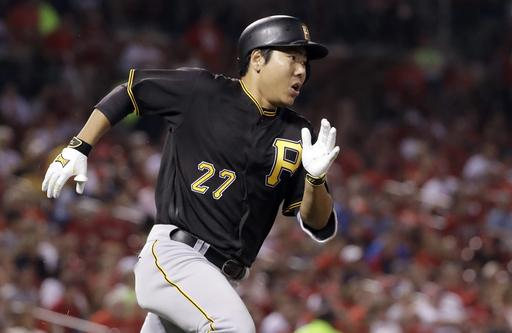 Third DUI leads South Korea to cut Pirates' Jung Ho Kang from WBC team