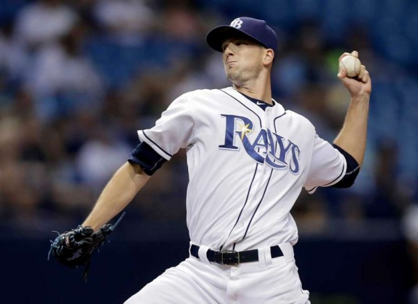 Mariners acquire Drew Smyly from Rays for Mallex Smith, Carlos Vargas, Ryan Yarbrough