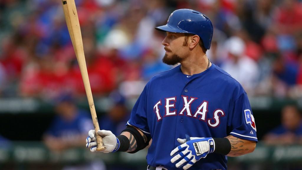 Rangers release Josh Hamilton