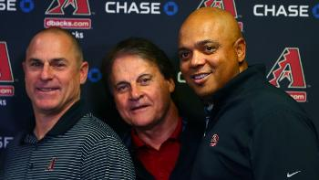 D-backs fire VP Watson; La Russa: Could be next