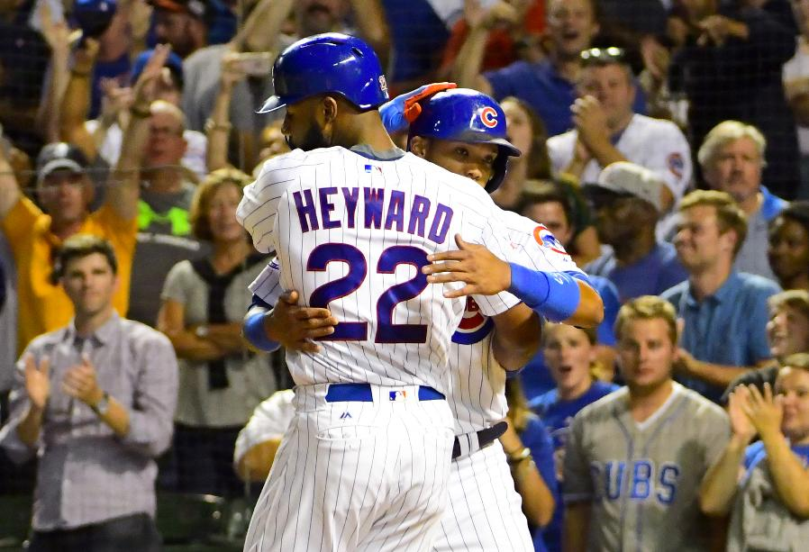 Fowler helps Cubs rally for 5-2 win over Reds