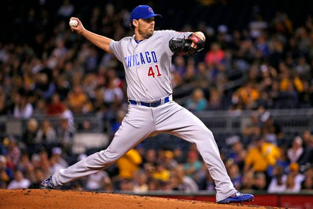 Cubs continue dominance of Pirates in 6-4 win