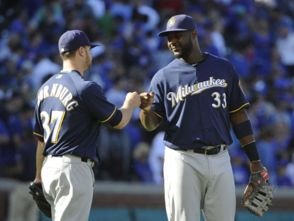 MLB ERA leader Hendricks loses as Brewers beat Cubs 3-1