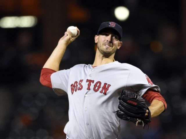 Porcello wins 21st, Red Sox use 2 HRs to beat Orioles 5-2