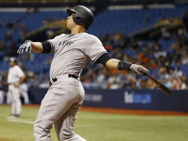 Sanchez hits 2 more homers, Yankees beat Rays 11-5