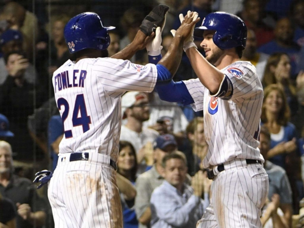 Cubs sweep Reds with 9-2 victory