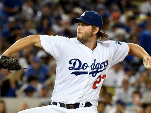 Kershaw dominates, Dodgers win; NL West magic number to 1