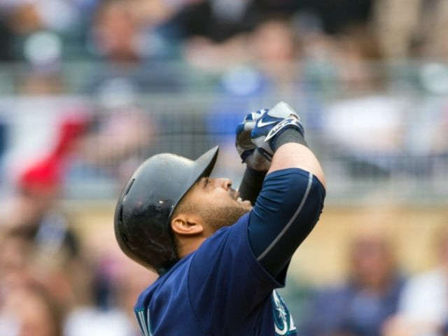 Cruz homers twice, Mariners beat Twins 4-3