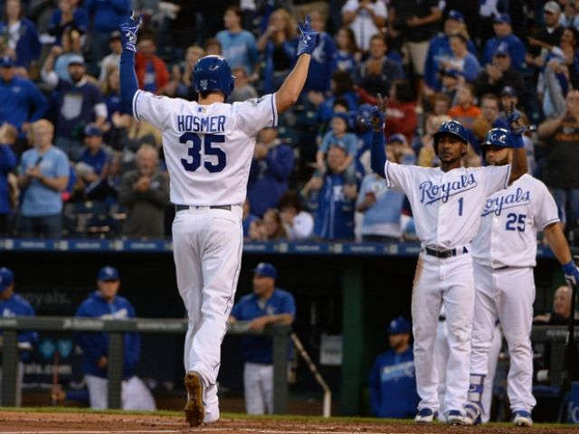 Royals win, but officially eliminated from postseason