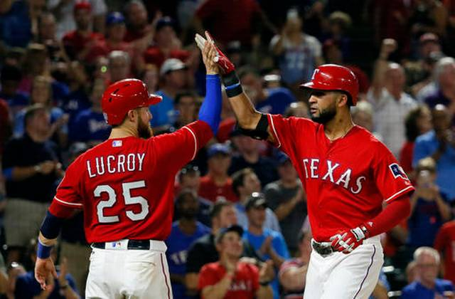 Rangers closer to AL West after testy 5-4 win over Angels