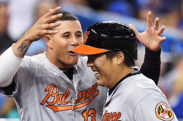 Kim hits pinch-hit HR, Orioles beat Jays 3-2