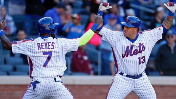 Cabrera, Reyes help Mets rout Phillies 17-0 in home finale