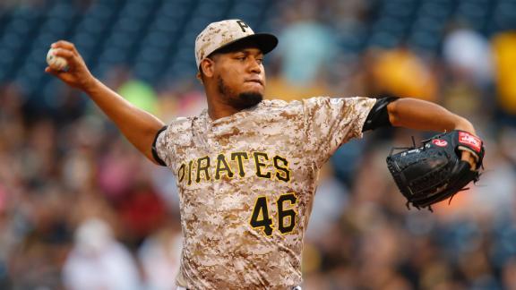 Pirates sign Ivan Nova to a three-year, $26M deal