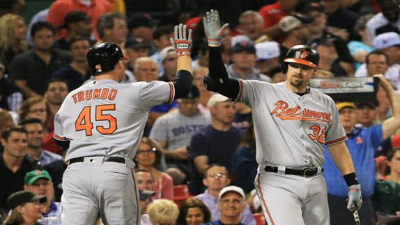 Orioles beat Red Sox 1-0, pull within game of 1st place