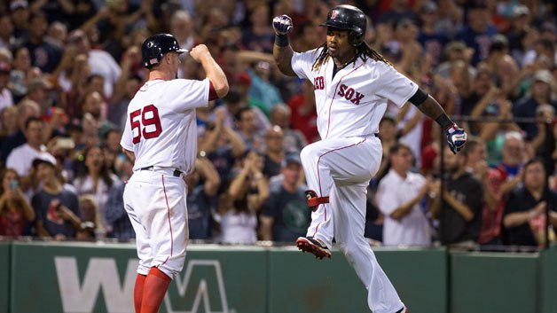 Ramirez hits 2 HRs; Red Sox complete sweep of Yankees, 5-4