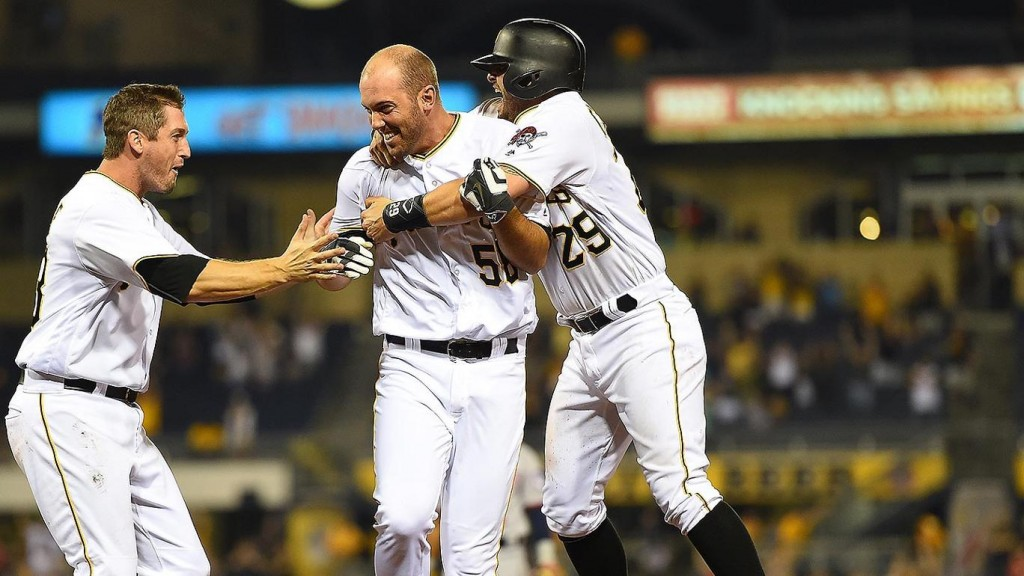 Stallings' pinch single in 11th lifts Pirates over Nats 6-5